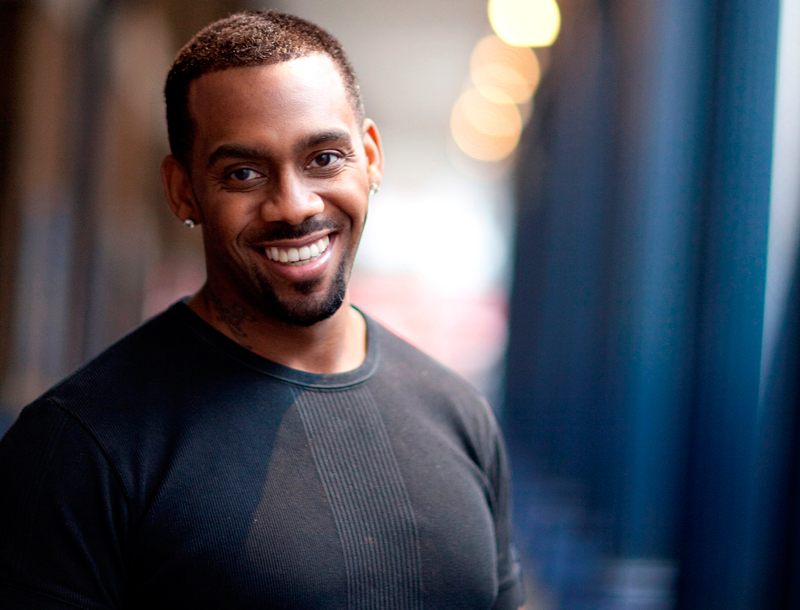 Richard Blackwood: out of the wilderness