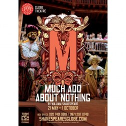 Much Ado About Nothing – Shakespeare's Globe