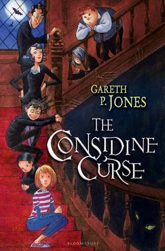 Book review: The Considine Curse by Gareth P. Jones
