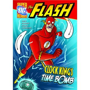 Book: The Flash: Clock King's Time Bomb