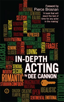 Book: In-Depth Acting by Dee Cannon