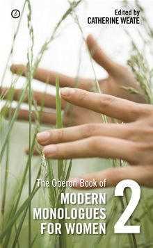 The Oberon Book of Modern Monologues for Men (/Women) 2