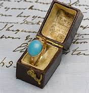 Museum brings home Jane Austen's ring