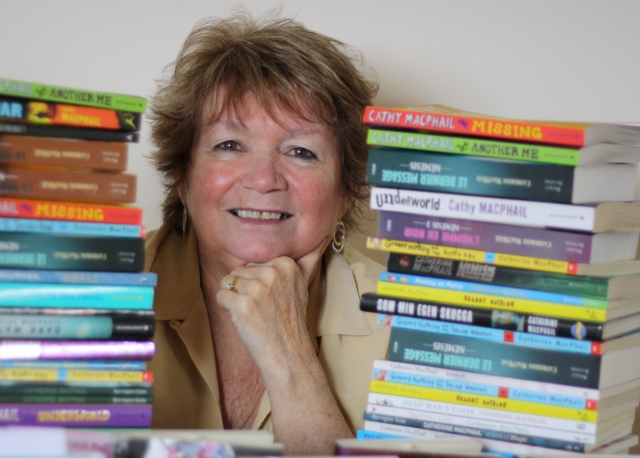 Big Interview: Cathy MacPhail