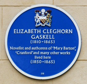 IP95 Gaskell blue plaque