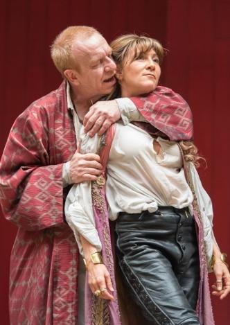 Theatre: Antony and Cleopatra