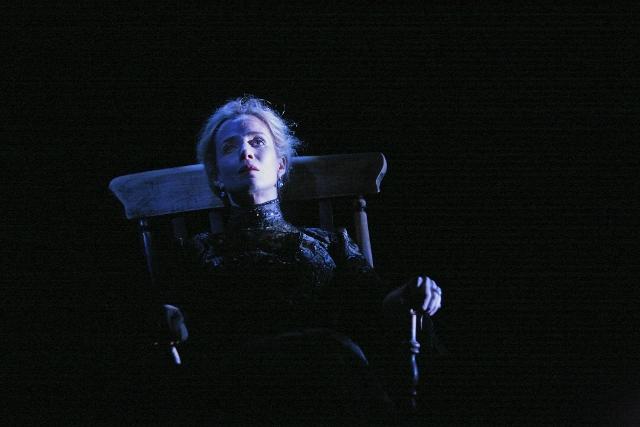 Not I/Footfalls/Rockaby by Samuel Beckett; Purcell Room Southbank Centre