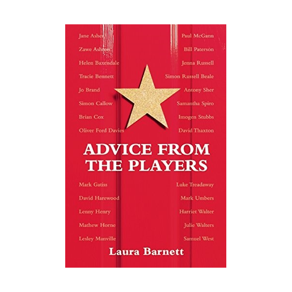 Book review: Advice from the Players by Laura Barnett