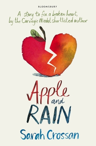 Book review: Apple and Rain by Sarah Crossan