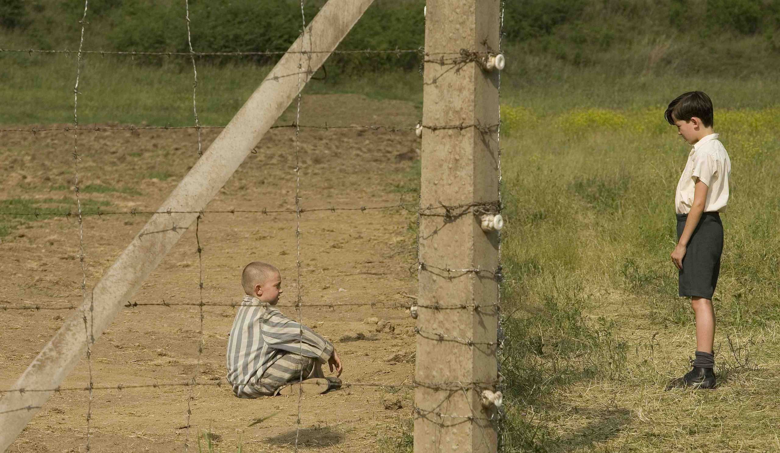 the boy in the striped pyjamas by john boyne essay