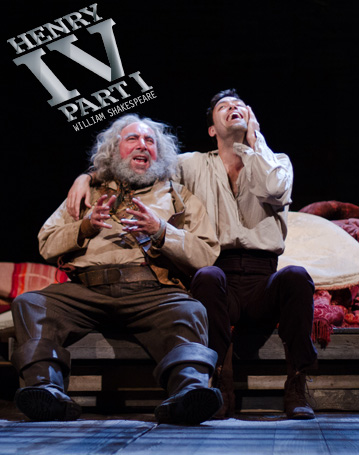 Theatre review: Henry IV Part I – Royal Shakespeare Company on tour