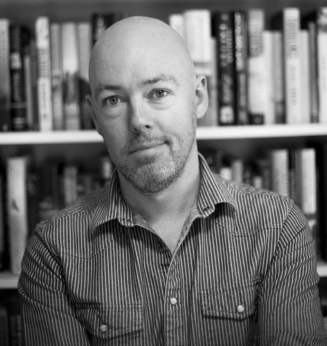 We meet John Boyne, author of The Boy in the Striped Pyjamas