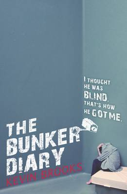 Book review: The Bunker Diary by Kevin Brooks