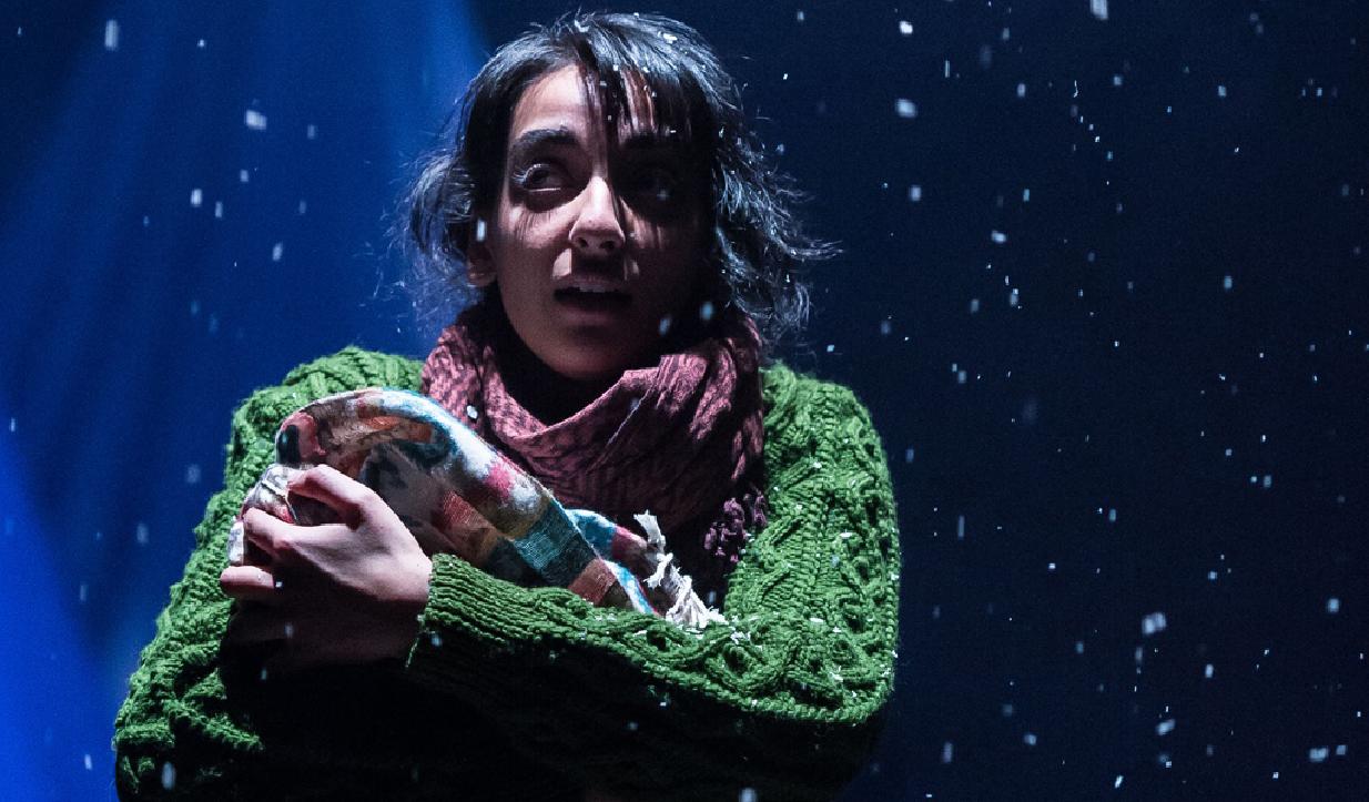Theatre Review: The Caucasian Chalk Circle – Unicorn Theatre