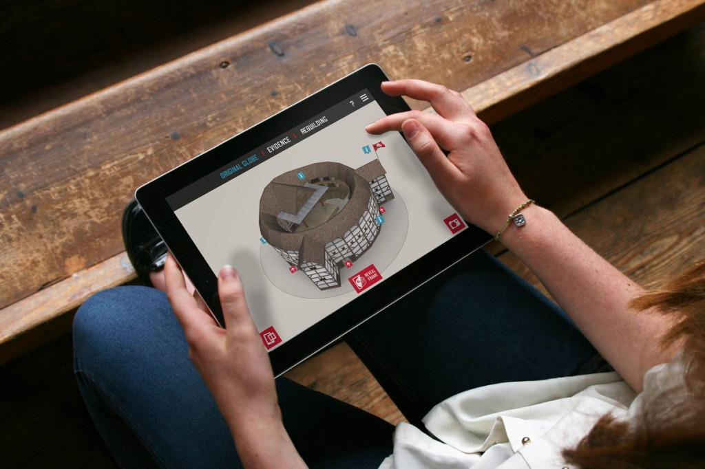 Globe360-iPad