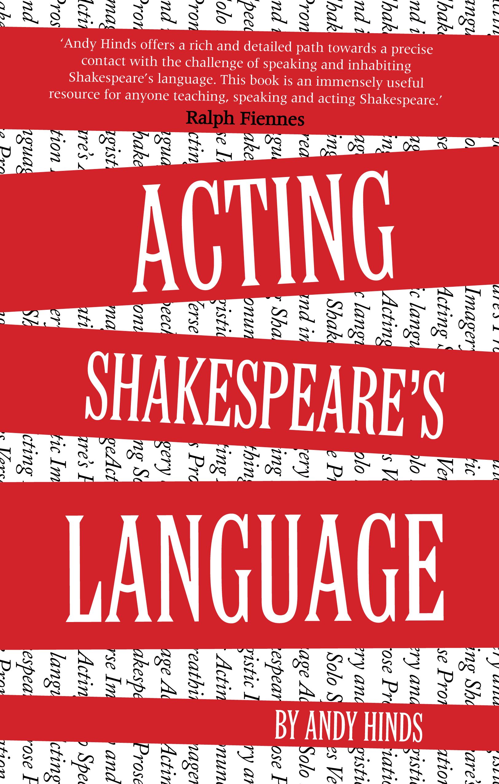 BOOK REVIEW: Acting Shakespeare's Language