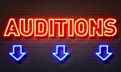 IMAGE: Auditions ©lculig– www.shutterstock.com