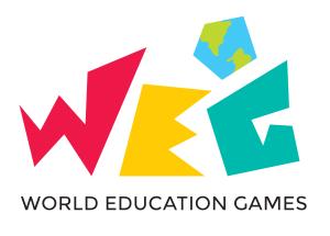 World Education Games Logo