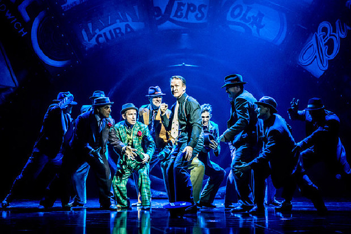 Theatre Review: Guys and Dolls