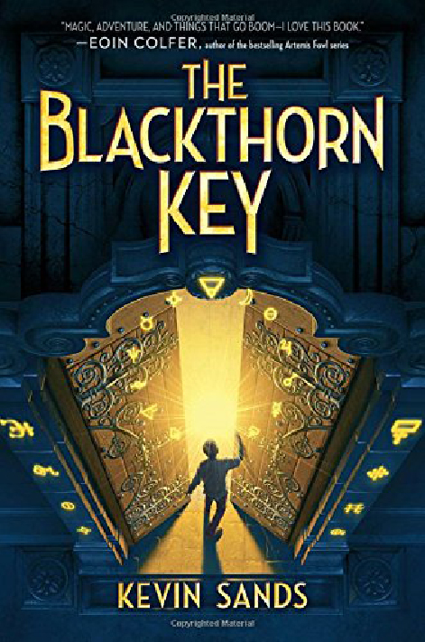 Book Review: The Blackthorn Key By Kevin Sands