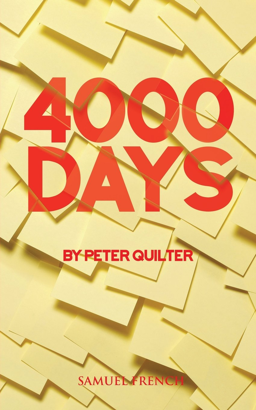 Book Review: 4000 Days by Peter Quilter
