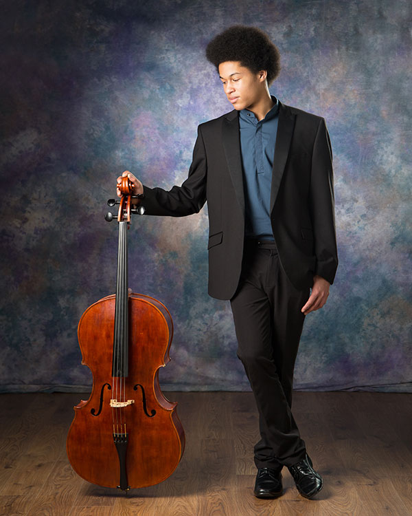 A DAY IN THE LIFE OF… Sheku Kanneh-Mason