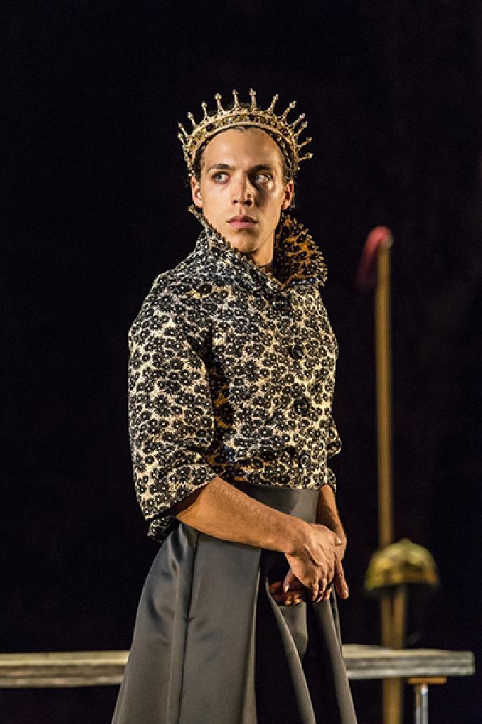 Theatre Review: Henry V – Open Air Theatre, Regents Park. Director: Robert Hastie