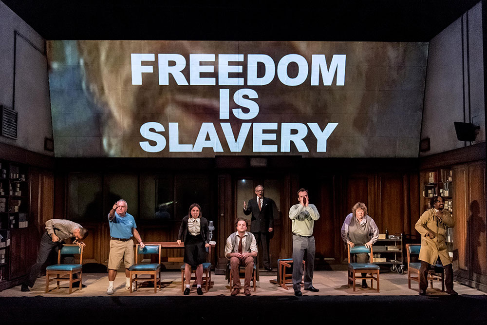 Theatre Review: 1984 – Playhouse Theatre, London