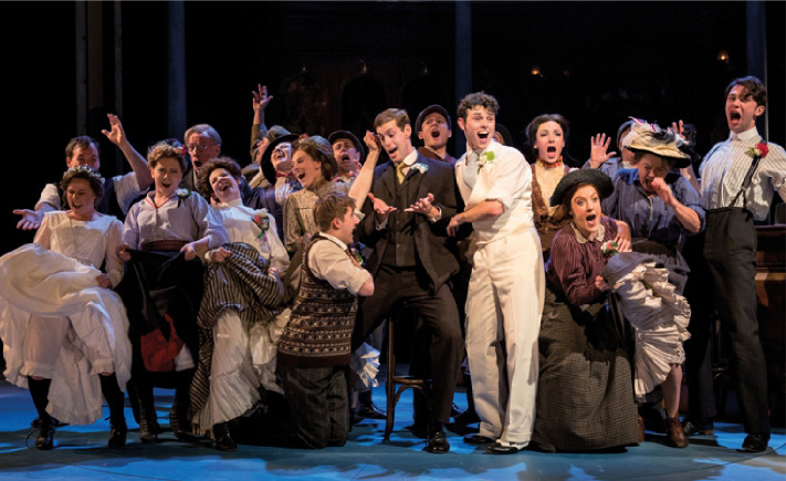 Theatre Review: Half a Sixpence – Noel Coward Theatre