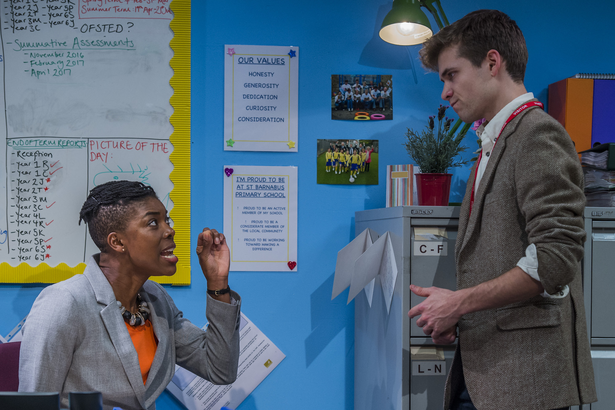 THEATRE REVIEW:  School Play – Southwark Playhouse