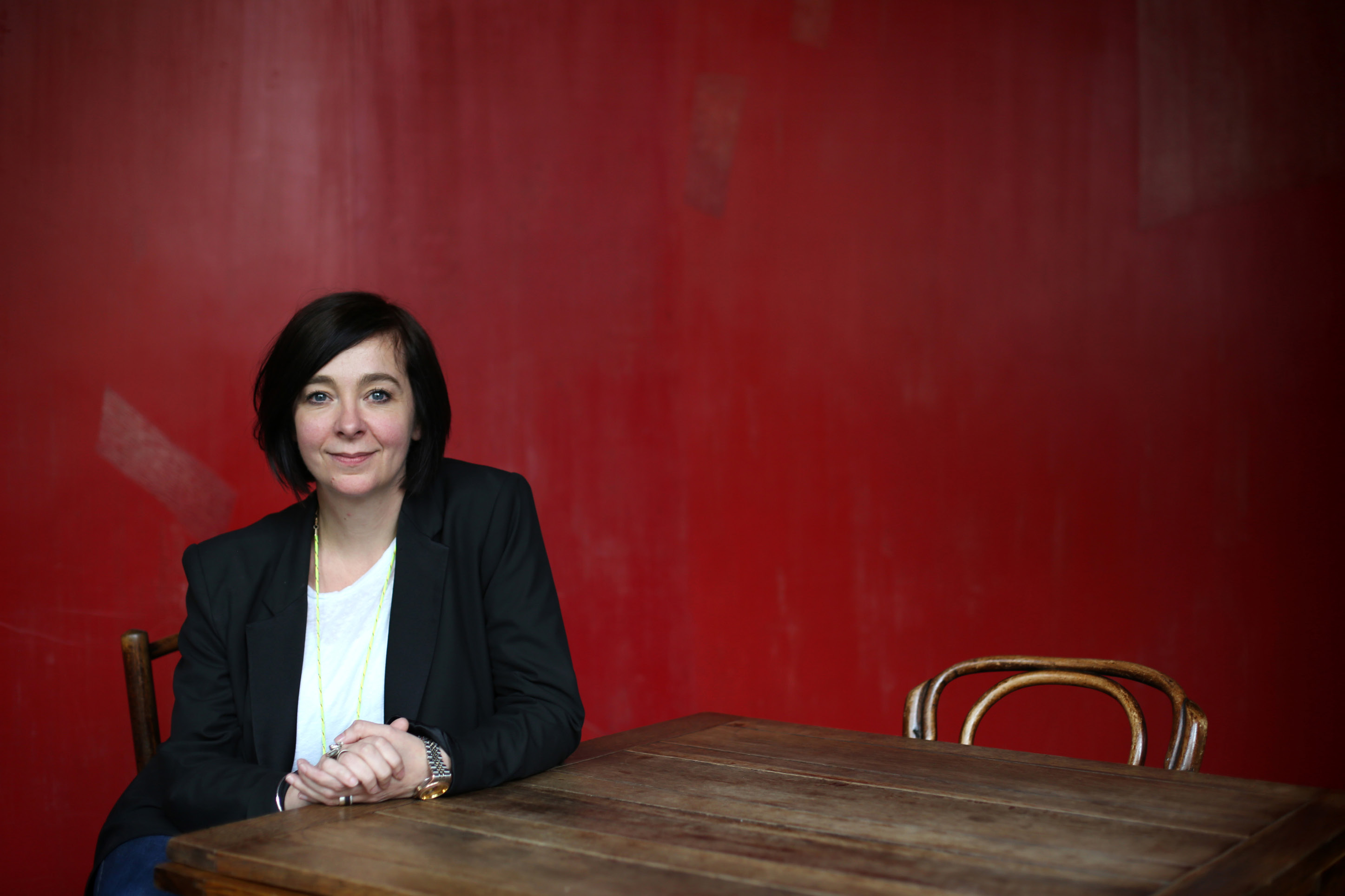 THE BIG INTERVIEW: Vicky Featherstone