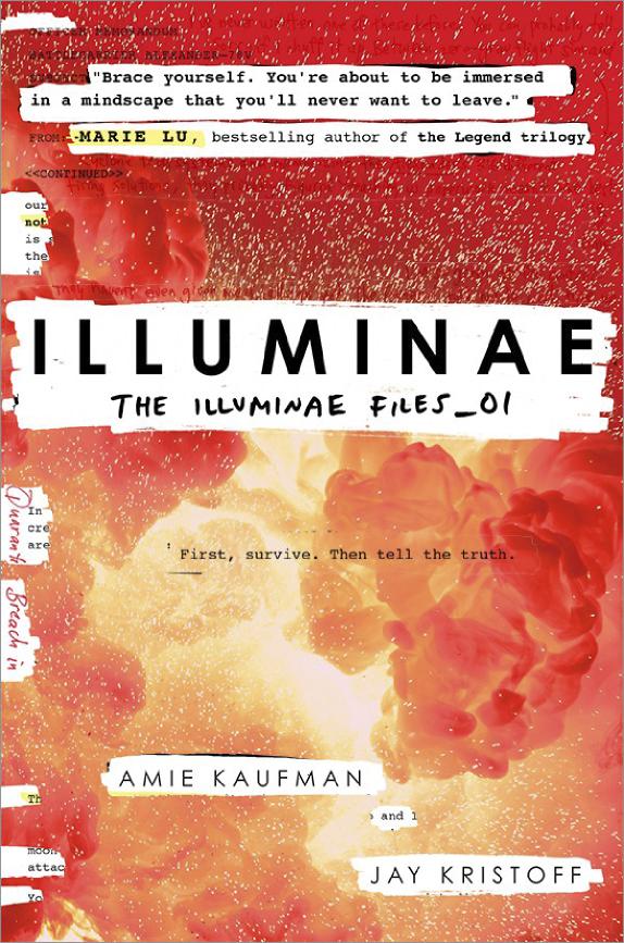 Book Review: Illuminae: The Illuminae files #1