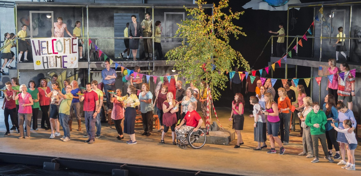 THEATRE REVIEW: Silver Birch – Garsington Opera at Wormsley