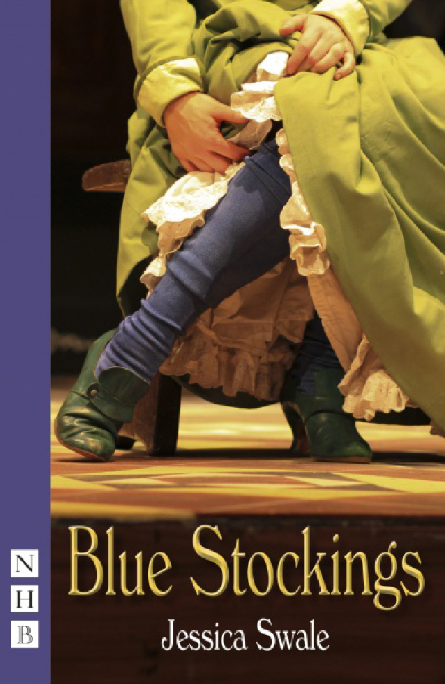 Book Review: Blue Stockings