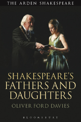 Book Review: SHAKESPEARE'S FATHERS AND DAUGHTERS