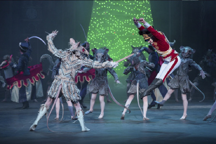 Theatre Review: The Nutcracker – English National Ballet – The Coliseum
