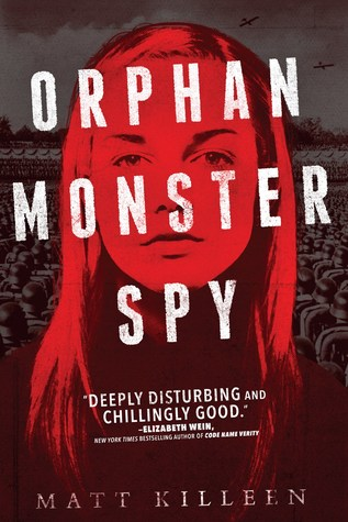 Book Review: Orphan Monster Spy