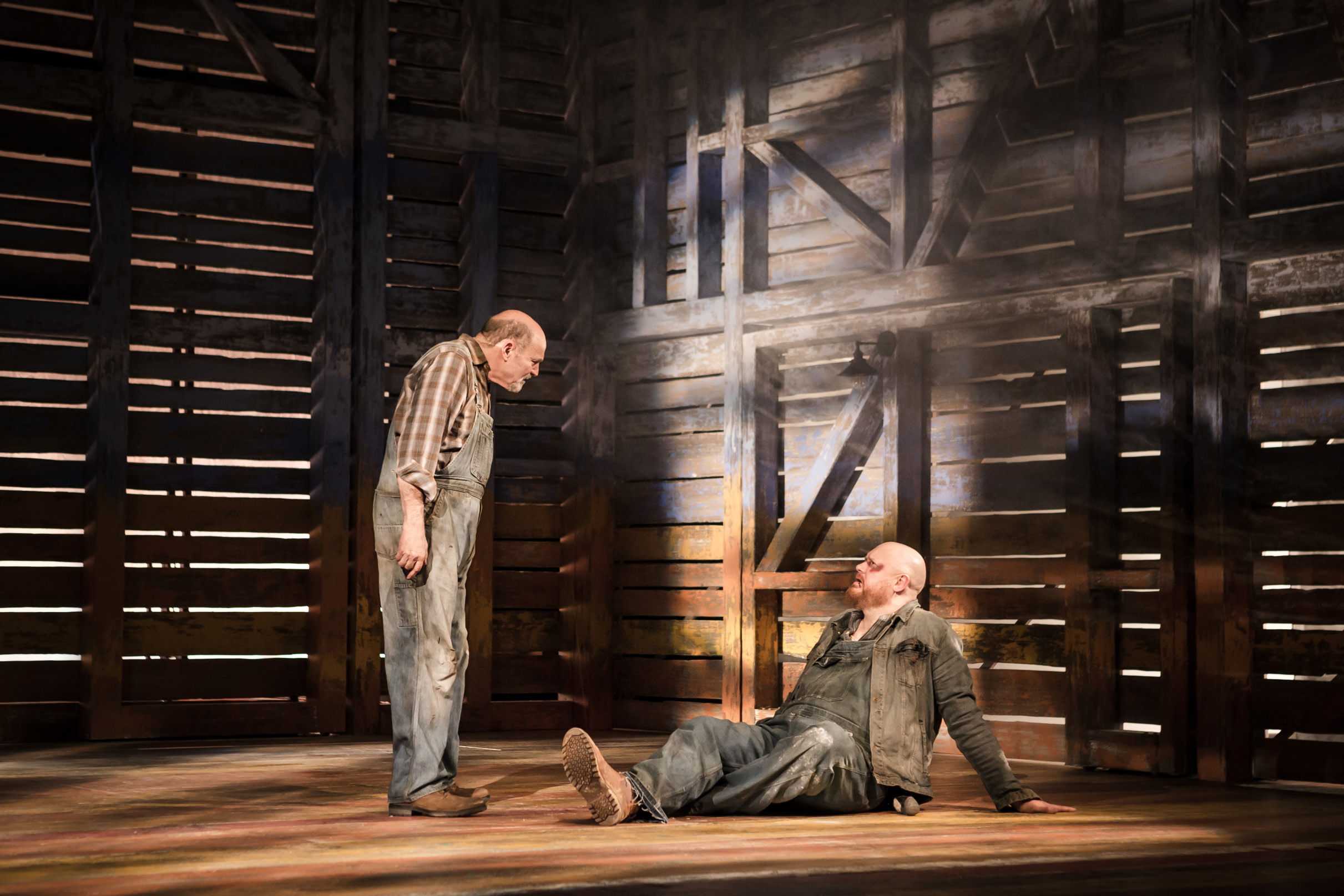 THEATRE REVIEW: Of Mice and Men – Marlowe Theatre