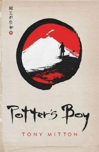 Book Review: Potter's Boy by Tony Mitton