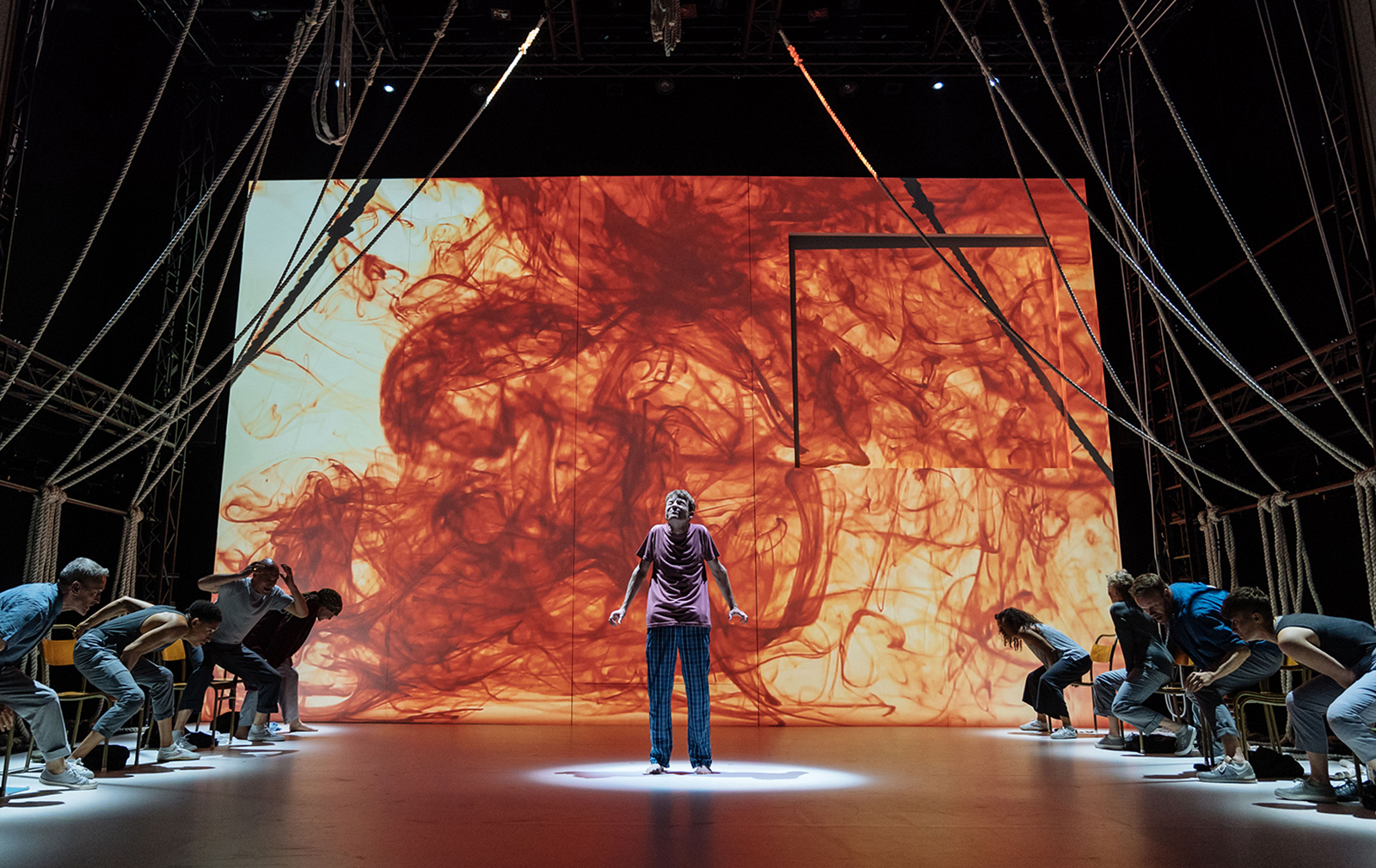 THEATRE REVIEW: A Monster Calls – Old Vic Theatre