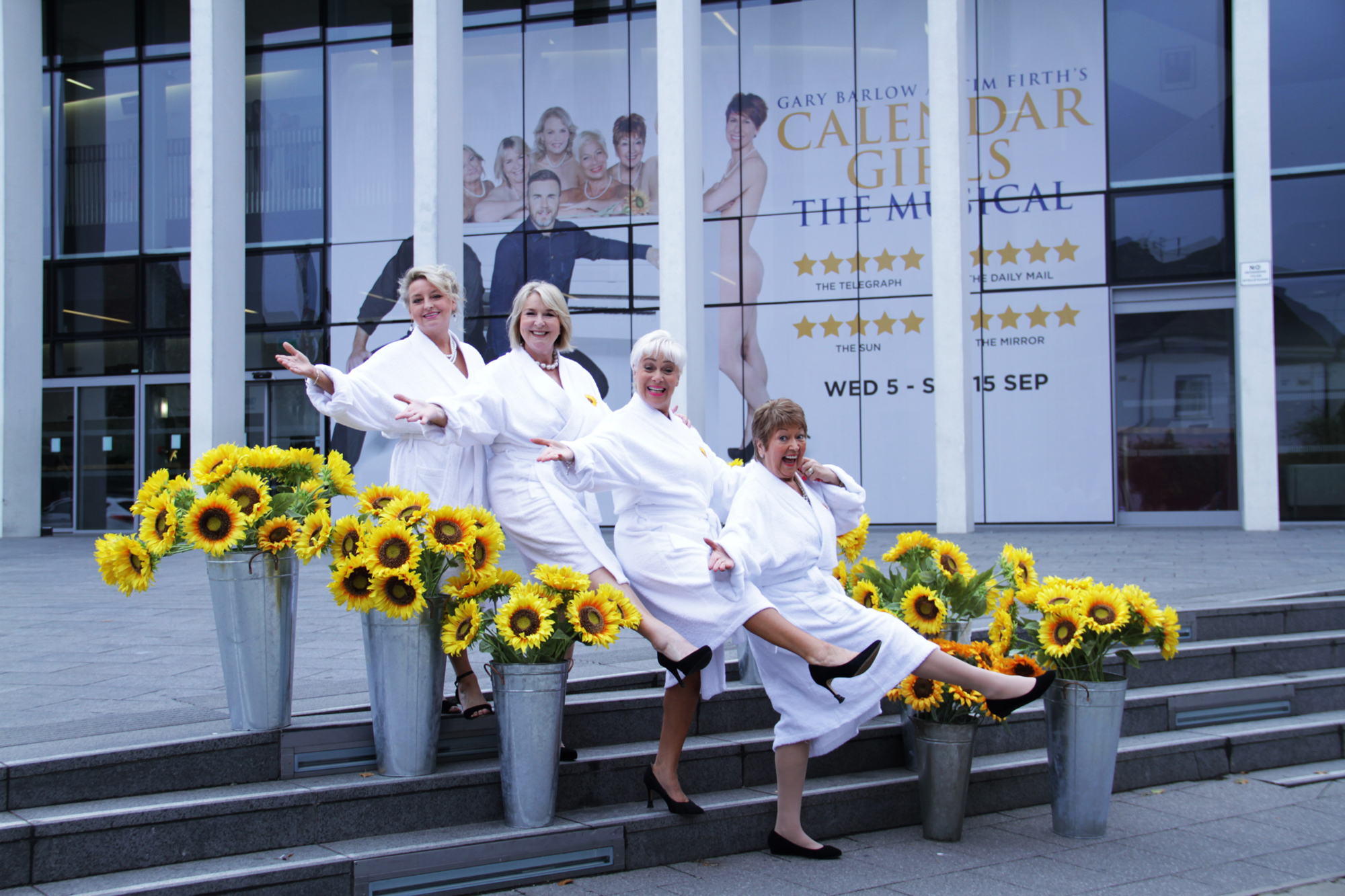 THEATRE REVIEW: Calendar Girls The Musical – UK Tour, Marlowe Canterbury