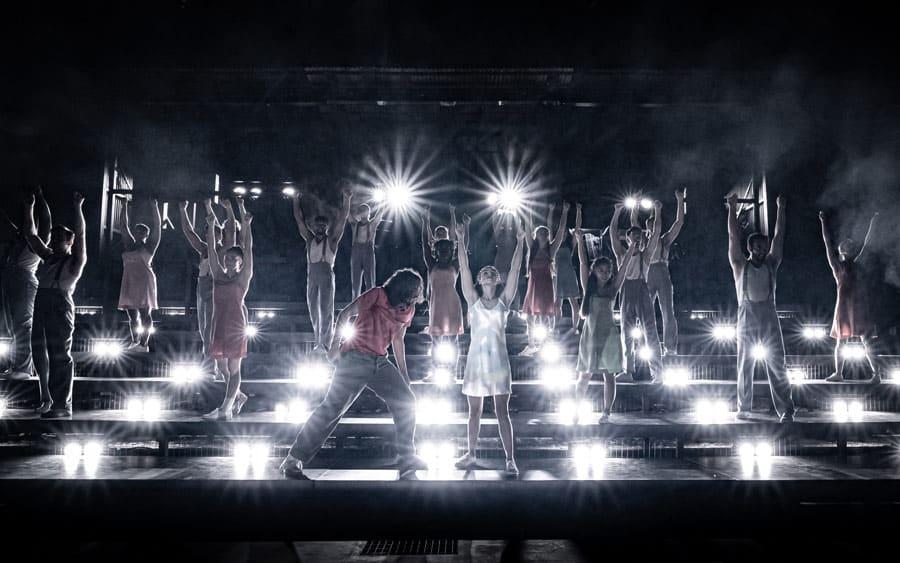 Evita – Open Air Theatre, Regents Park