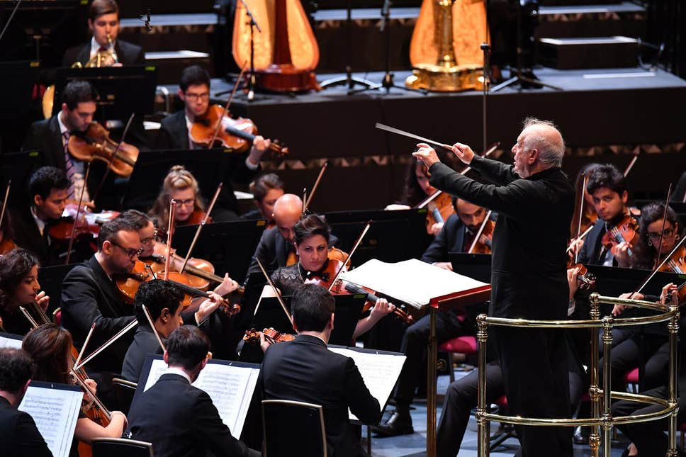Prom 34 – West-Eastern Divan Orchestra