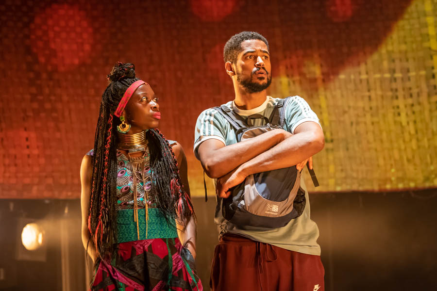 Tree – The Young Vic