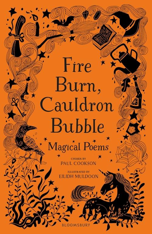 Book Review: Fire Burn, Cauldron Bubble
