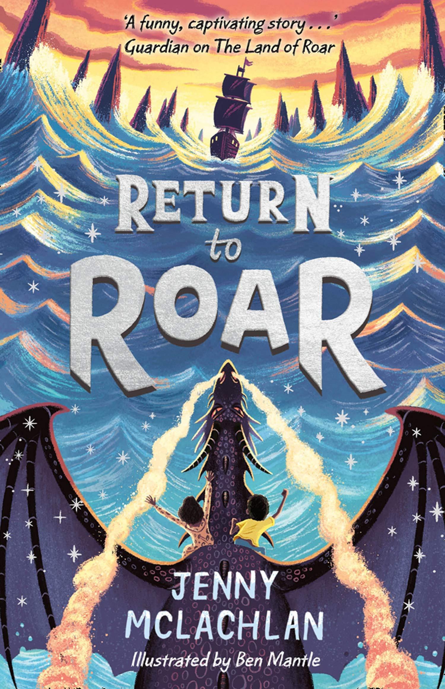 Book Review: Return to Roar
