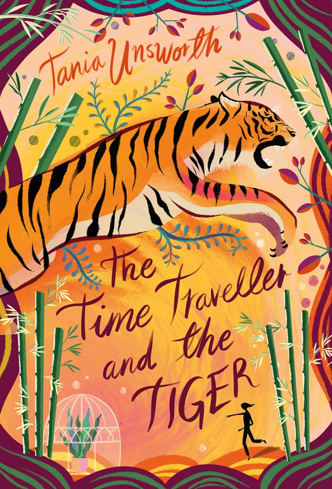 Book Review: The Time Traveller and the Tiger