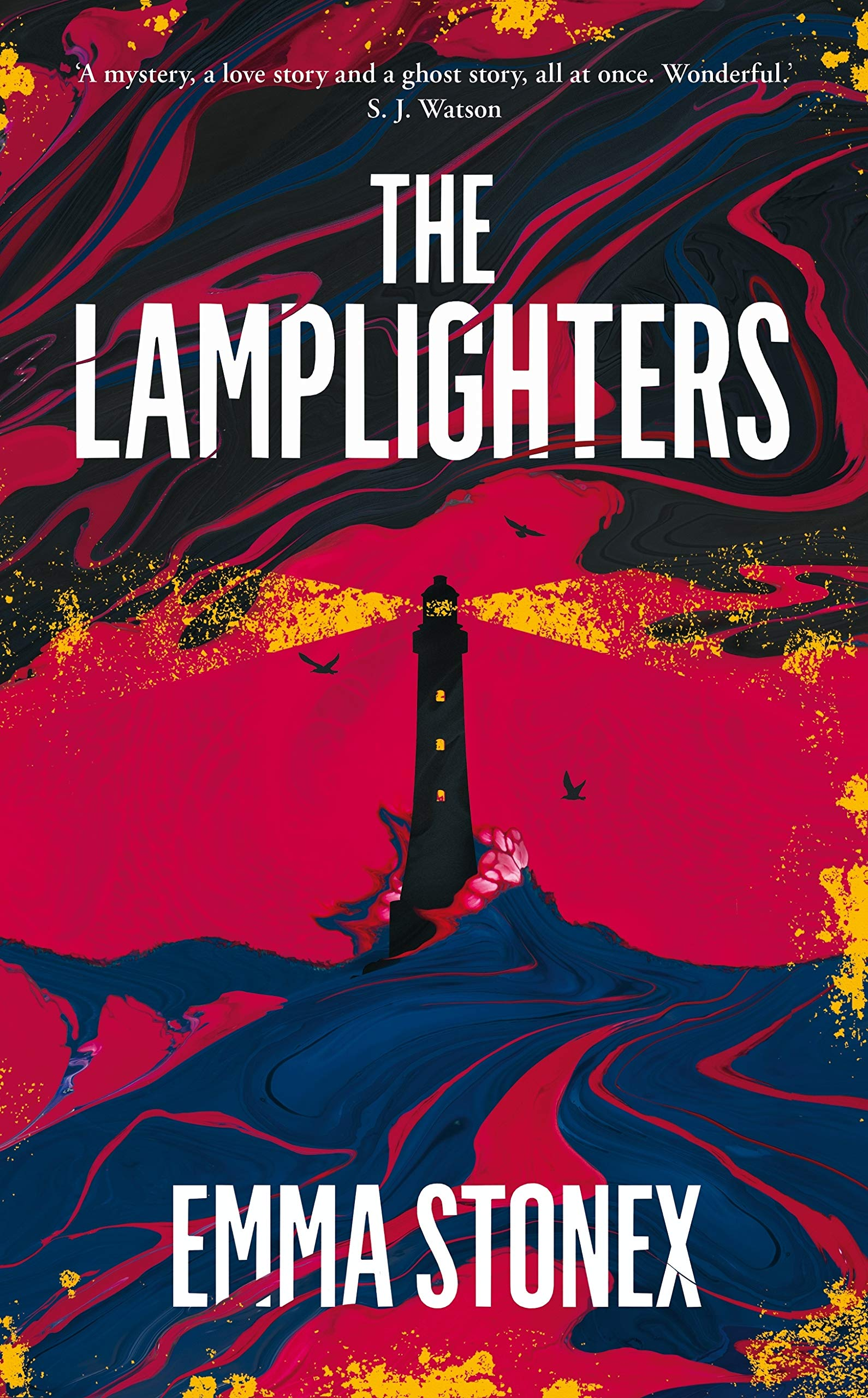 Book Review: The Lamplighters