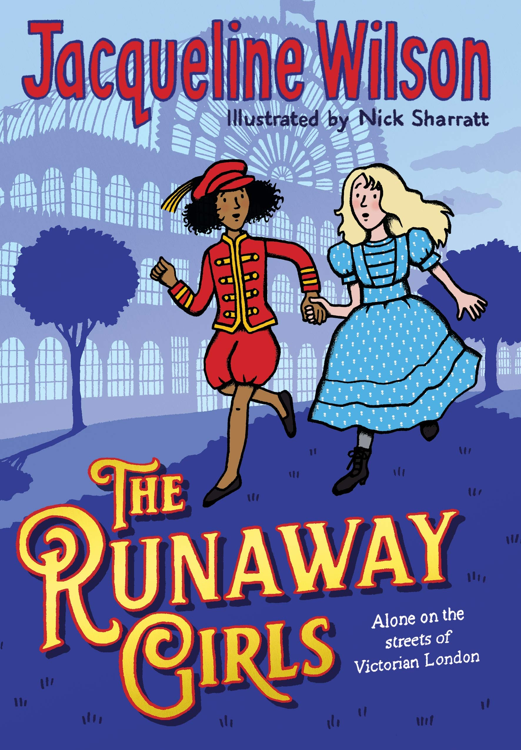 Book Review: The Runaway Girls